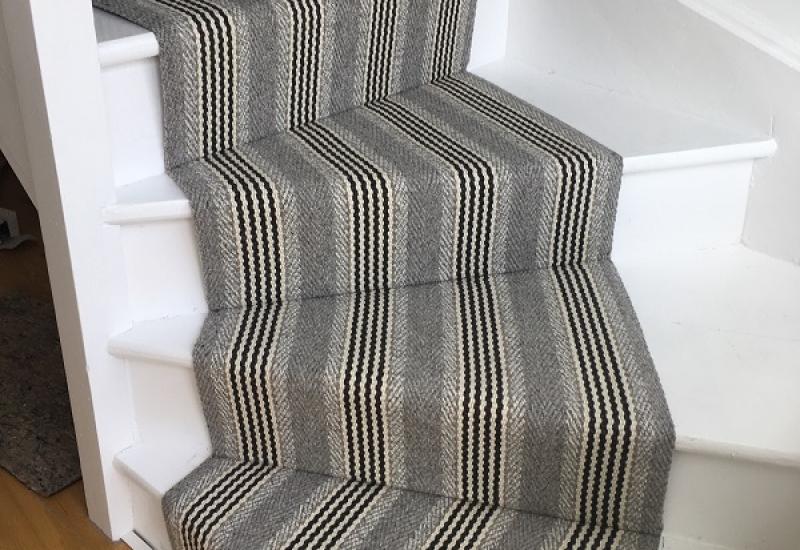Roger Oates Shetland Wool Venetian Flatweave Sudbury
