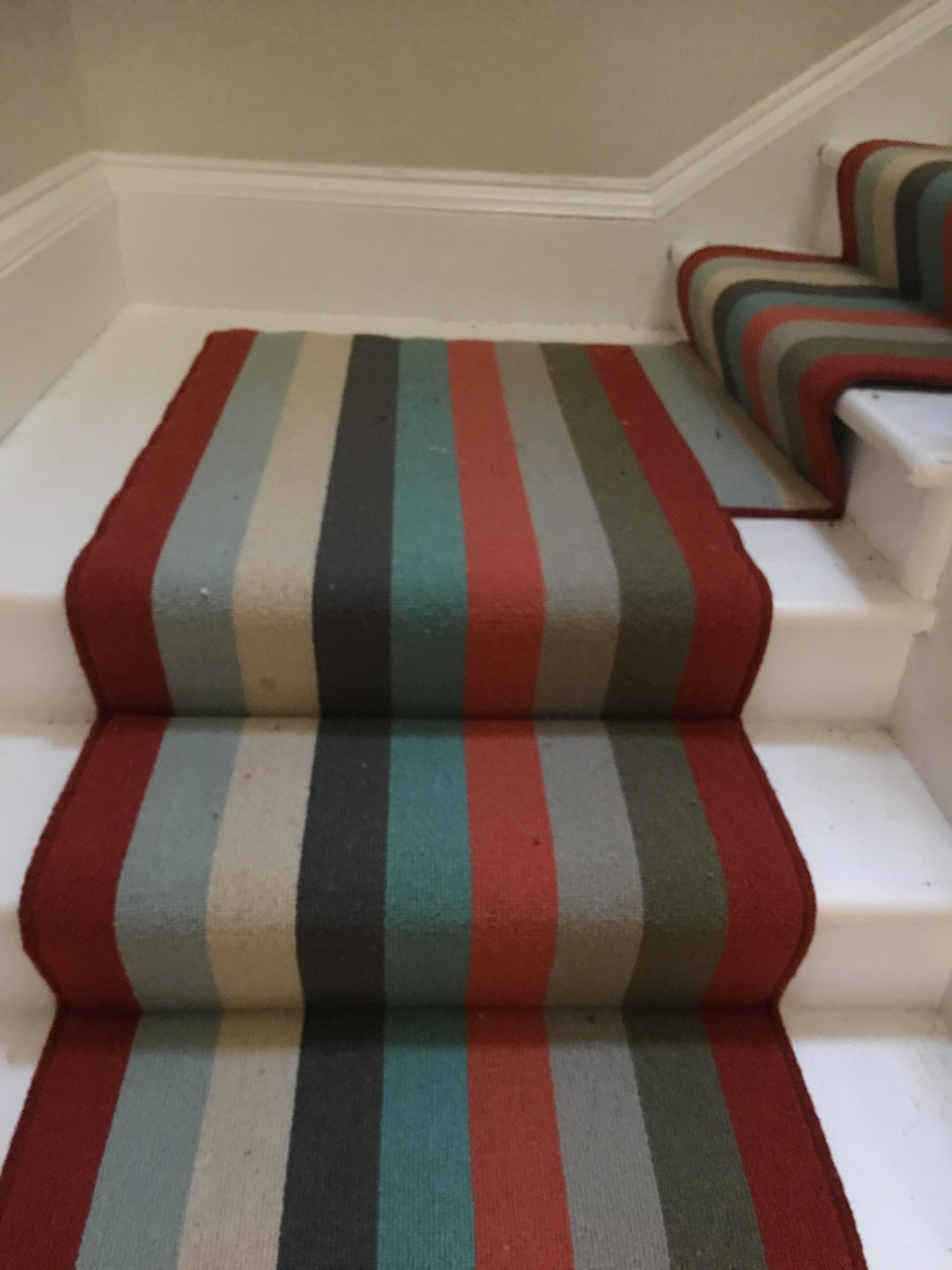 Margo Selby Stripe Frolic Minnis Carpet Flooring Studio