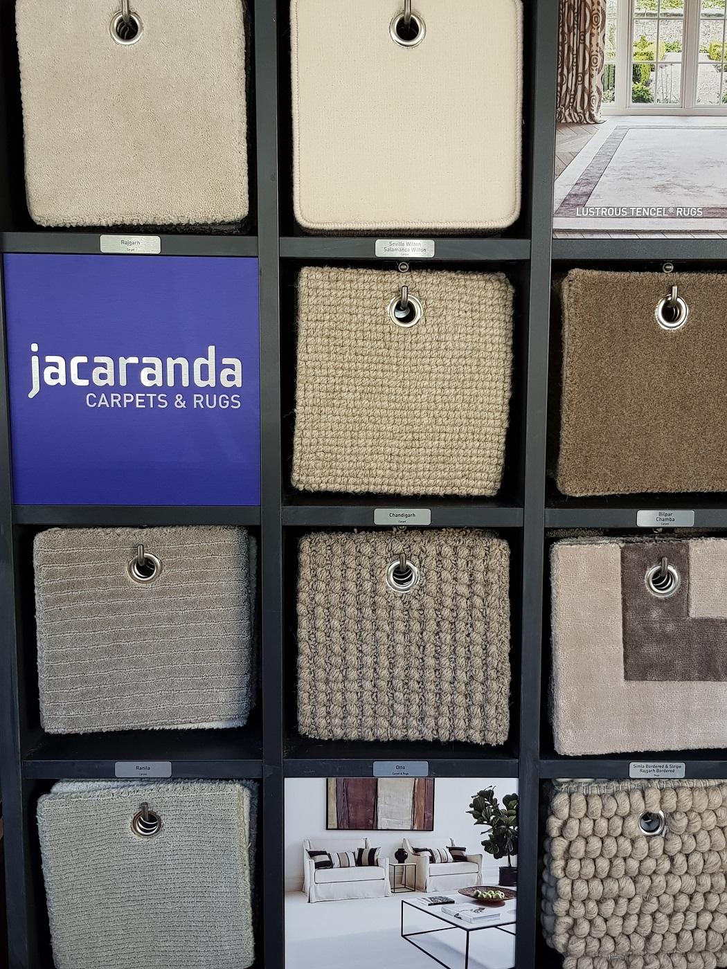 Jacaranda stand 1